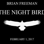 THE NIGHT BIRD. Coming February 1, 2017
