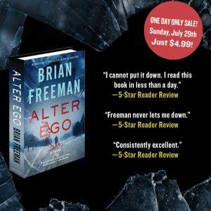 Alter Ego KDD social meida card   Brian Freeman