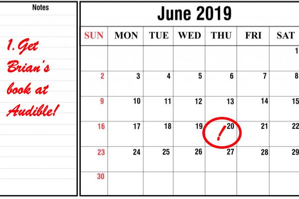 June 20: New Audiobook | Brian Freeman